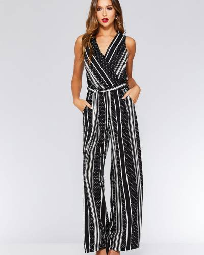 olivia-s-black-and-cream-stripe-and-polkadot-jumpsuit-00100016533