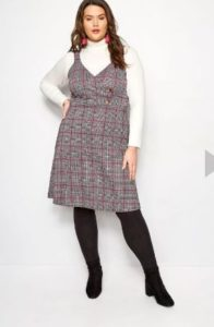 Yours Check Pinafore