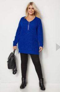 Yours chunky knit jumper
