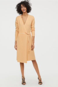 H&m wrap dress