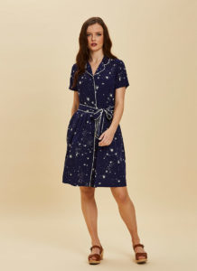 Joanie starry dress
