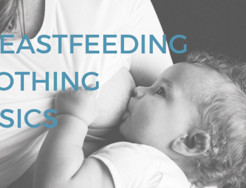Breastfeeding Clothing Basics