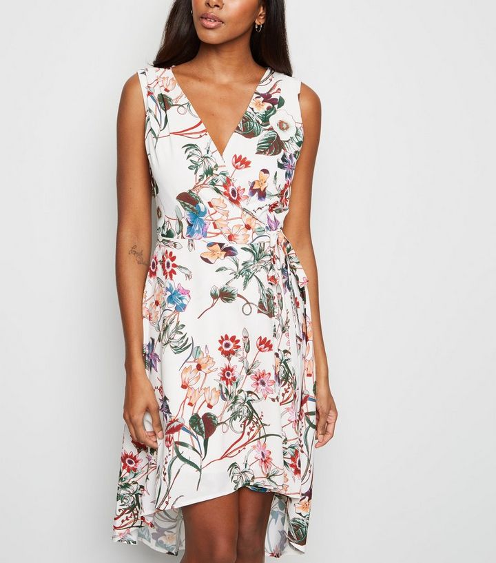 mela-white-floral-wrap-dress