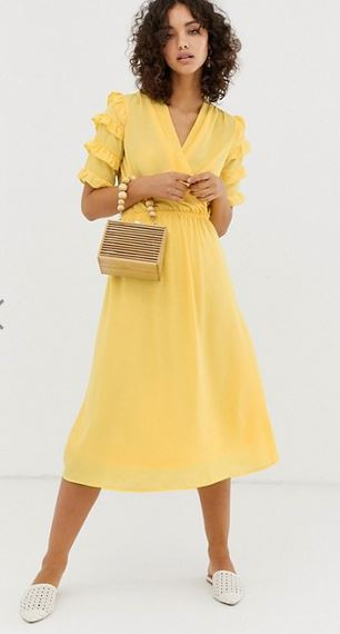vero moda asos dress