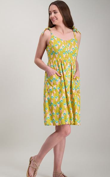 tu pineapple dress