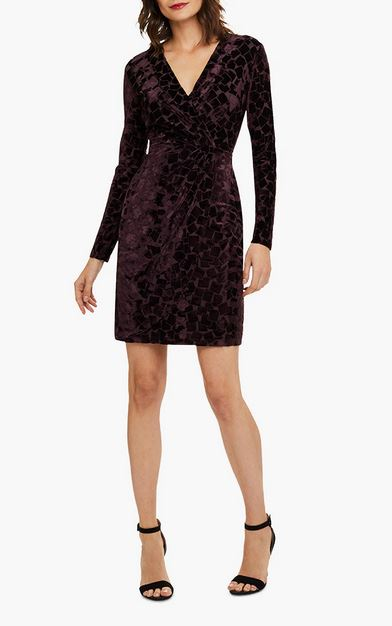 phase eight velvet dress