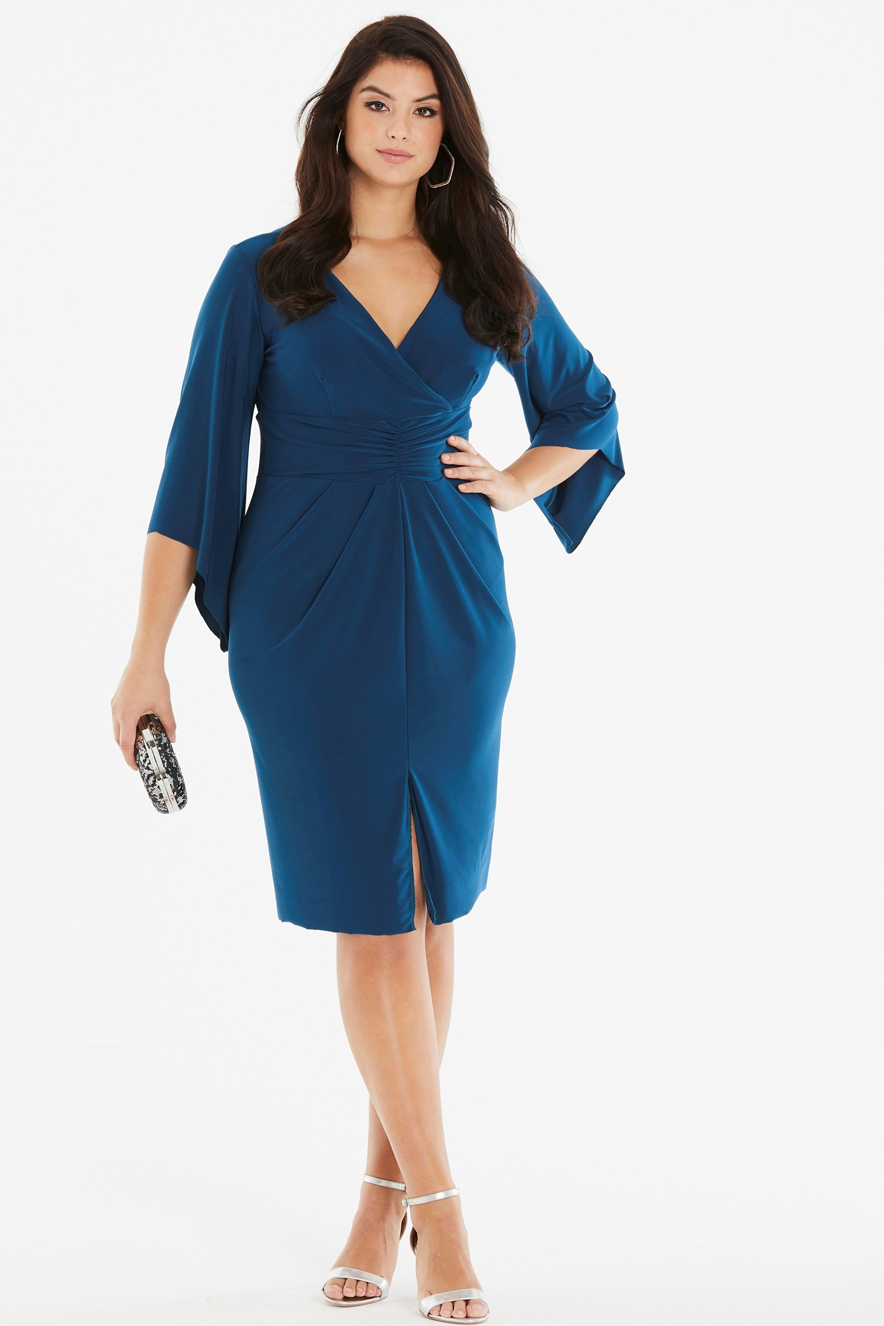 simple be wrap dress