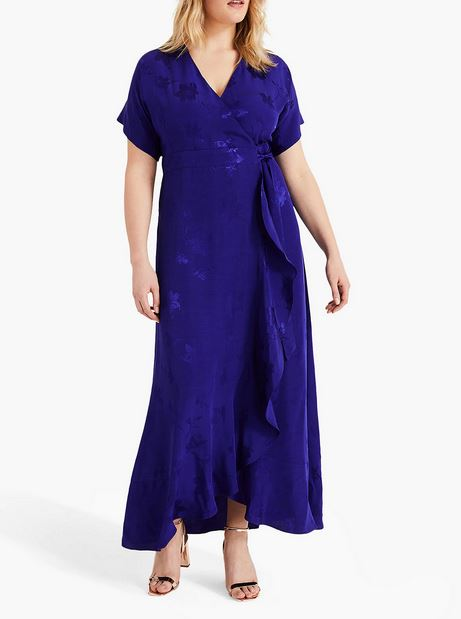 studio 8 wrap dress