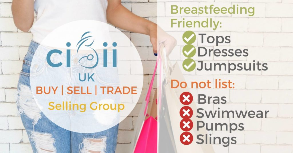 Can I Breastfeed In It? Selling Page