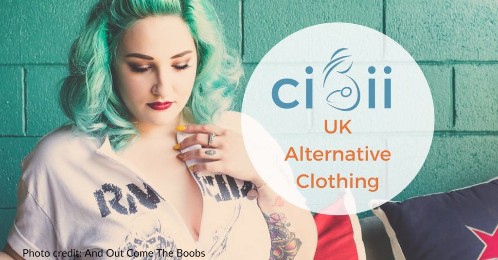 Can I Breastfeed In It? UK Alternative Clothing